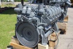 Dieselmotor MAN  Typ D 2530 ME