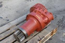 Drehwerksgetriebe O&K RH 6