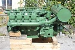 Dieselmotor Mercedes OM 422