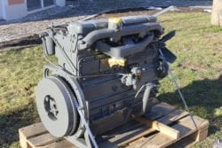 Dieselmotor  Perkins  Typ  6.354