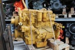 Dieselmotor Perkins 6.354