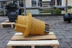 Drehwerksgetriebe Liebherr SAT 250