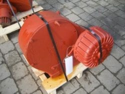 Drehwerksgetriebe Atlas 1602 D