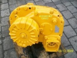 Drehwerksgetriebe Liebherr A 902