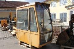 Kabine aus  Liebherr A 911 C