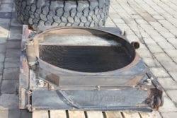 Kühler aus Hanomag 55D