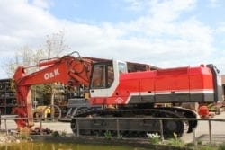 Kettenbagger O&K RH 20