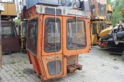 Kabine aus Liebherr LR 631