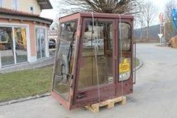 Kabine aus Case 1088