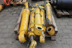 Hydraulikzylinder aus New Holland WE 150C