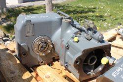 Fahrgetriebe  ZF 2HL100