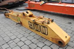 Ausleger aus Liebherr A900B