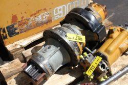 Drehwerksgetriebe  Transmittal aus Liebherr A900B