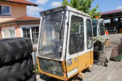 Kabine aus Liebherr A900B