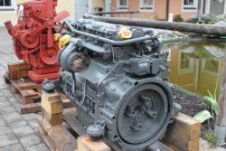 Dieselmotor Deutz BF 6M 2012C