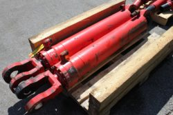 Hydraulikzylinder aus O&K L 45