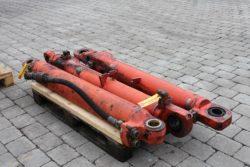 Hydraulikzylinder aus  O&K MH6