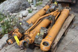 Hydraulikzylinder aus  Case 788 LC