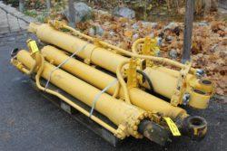 Hydraulikzylinder aus Komatsu PC 210