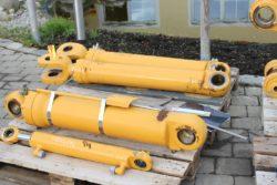 Hydraulikzylinder aus Liebherr L556