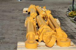 Hydraulikzylinder aus Liebher R 974 LIT