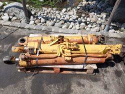 Hydraulikzylinder aus Liebherr A912