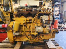 Dieselmotor  Komatsu 4D94 -2