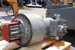 Drehwerksgetriebe Linde aus Liebherr R924 compact