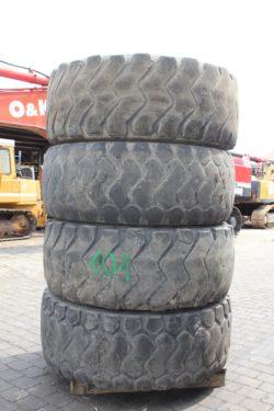 Reifen  23,5/25 , aus Hanomag Radlader