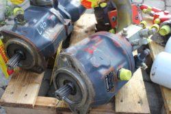 Pumpe A10VO71 aus O&K L 45