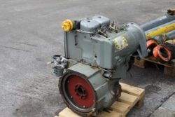 Deutz F2L511, Dieselmotor