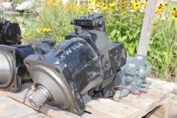 Verstellmotor Liebherr  10218829 A
