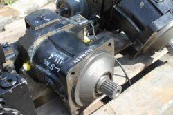 Verstellmotor Liebherr Nr. 11007417