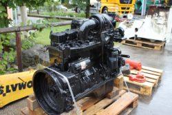 Case 6T-590, Dieselmotor