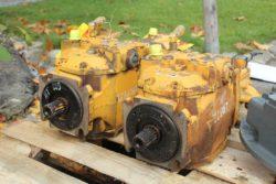 Pumpe Linde BPV 70 aus LH LR 622