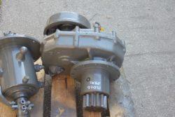 Drehwerksgetriebe aus Atlas 1302 D