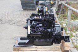 Cummins 3.9, Dieselmotor aus W 625