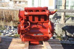 Deutz F4L912, Dieselmotor