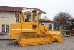 Liebherr LR 611,  Laderaupe