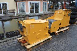 Diesel- und Hydrauliktank aus LH R 914C