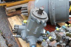 Hydraulikmotor Liebherr HMF 75-02