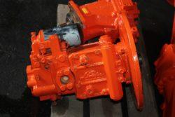 Hydraulikpumpe Linde BPV 70 aus Atlas AR 52C