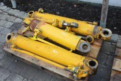 Hydraulikzylinder aus Hanomag 44D