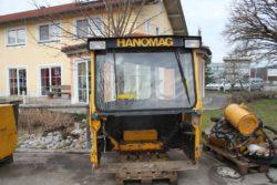 Kabine aus Hanomag 44D
