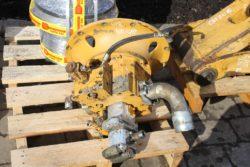 Hydraulikpumpe Linde HPR 100, aus CAT 206