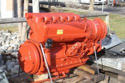 Deutz F6L812, Dieselmotor