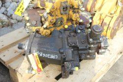 Fahrmotor Linde BMR 105, aus CAT 206