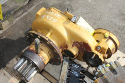Drehwerksgetriebe Linde GD 3,5, aus CAT 206 BFT
