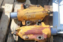 Abstützzylinder aus Liebherr A922LIT
