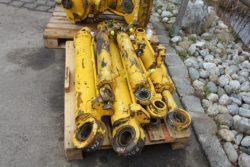 Hydraulikzylinder aus Faun F1400C, Radlader